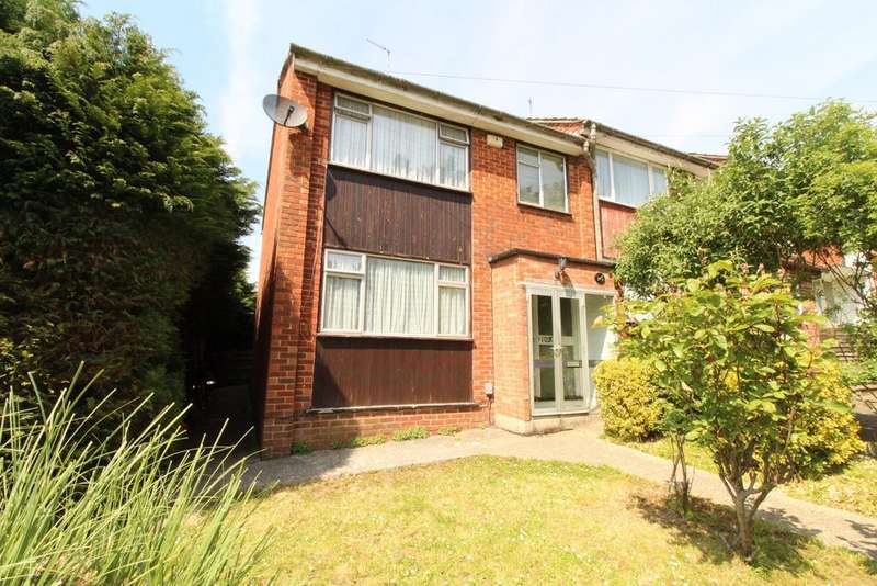 3 Bedrooms End Of Terrace House for sale in Waterloo Road, Reading