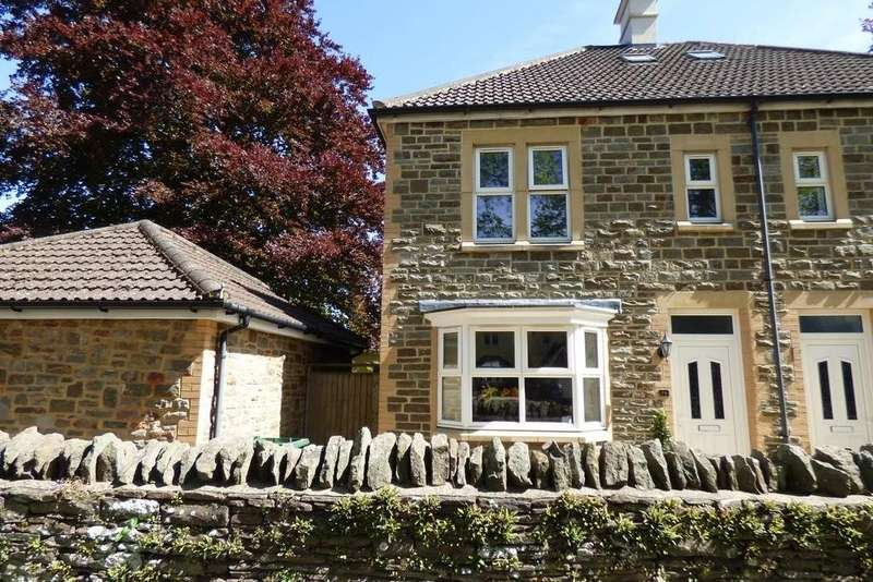 3 Bedrooms Town House for sale in High Street, Winterbourne, BRISTOL