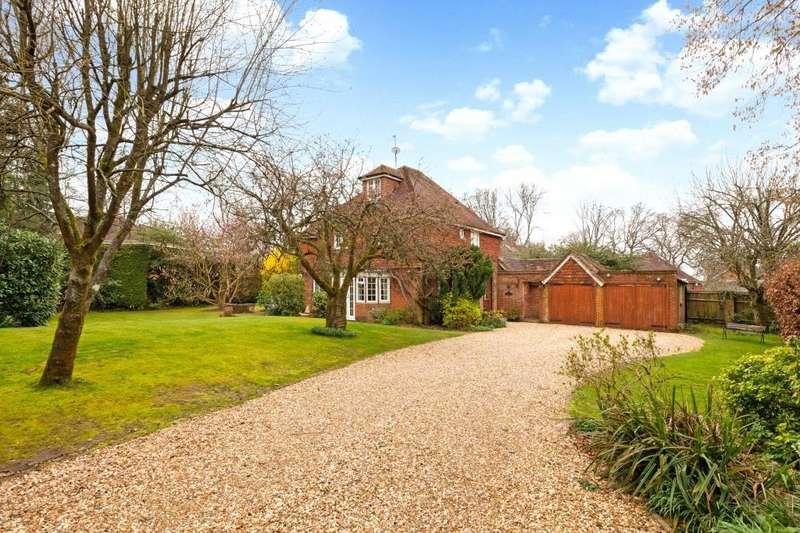 5 Bedrooms Detached House for sale in Skippetts Lane East, Basingstoke, RG21
