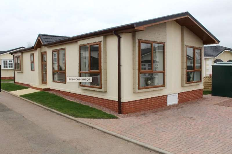 2 Bedrooms Park Home Mobile Home for sale in Ripple Worcestershire