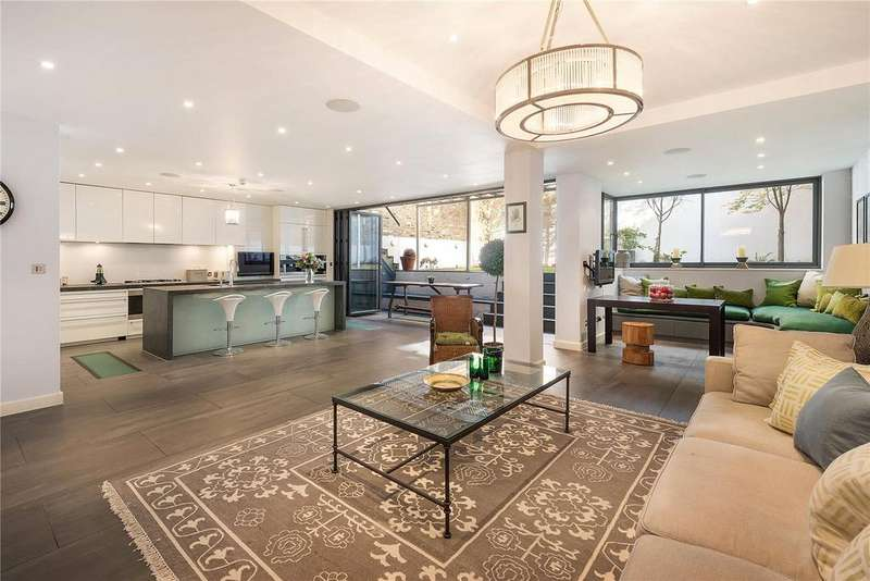 6 Bedrooms Semi Detached House for sale in Harley Gardens, Chelsea, London