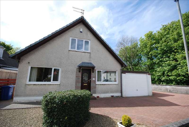 3 Bedrooms Detached House for sale in Berchem Place, Saltcoats