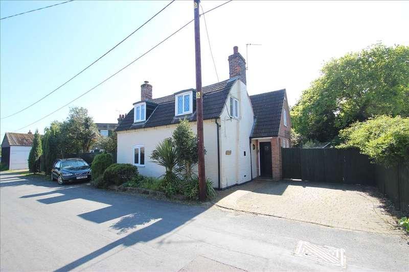 3 Bedrooms Detached House for sale in Barrack Street, Bradfield