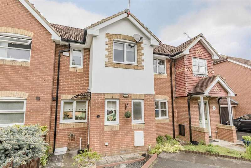 2 Bedrooms House for sale in Francis Gardens, Warfield, Bracknell
