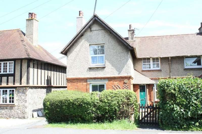 3 Bedrooms Semi Detached House for sale in Priory Road, Hungerford