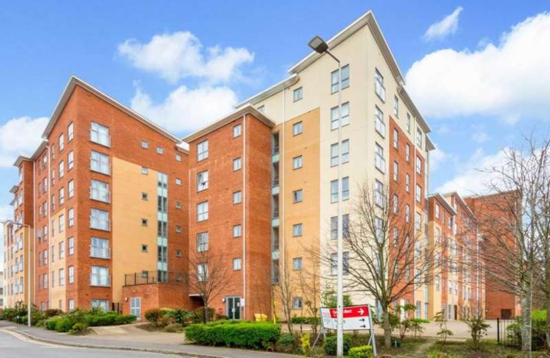 2 Bedrooms Flat for sale in Moulsford Mews, Reading