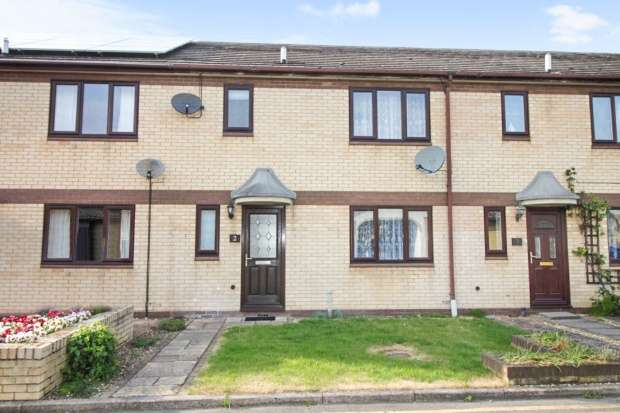 3 Bedrooms Terraced House for sale in Vinery Court, Ramsey, Cambridgeshire, PE26 1JZ