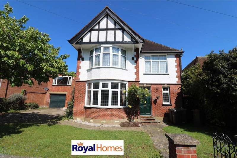 5 Bedrooms Semi Detached House for rent in LANSDOWN ROAD, LUTON LU3
