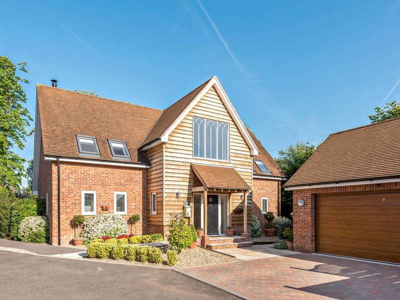 4 Bedrooms Detached House for sale in Low Lane, Calcot, Reading, RG31