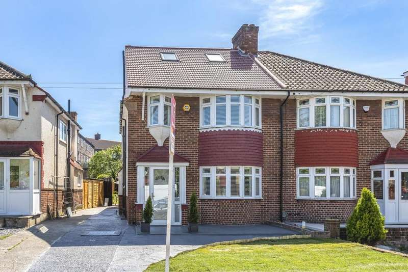 5 Bedrooms Semi Detached House for sale in Wricklemarsh Road, Blackheath