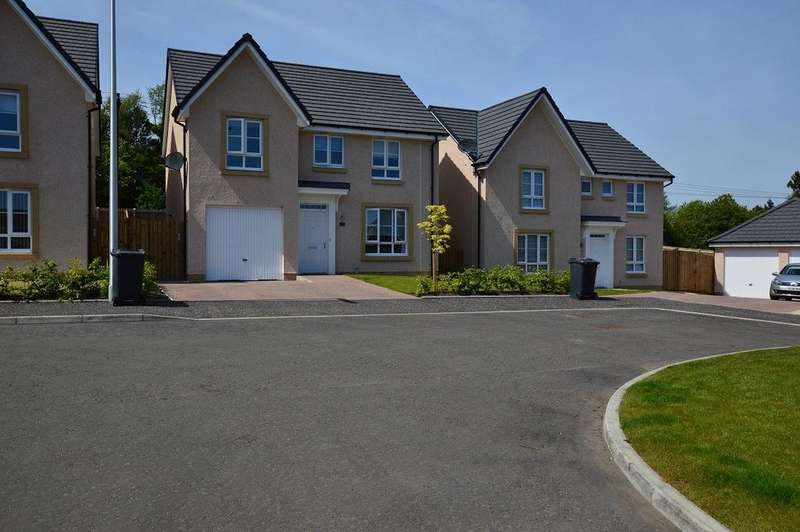 4 Bedrooms Detached Villa House for sale in Torvean Crescent, Kirkcaldy, Kirkcaldy, KY2