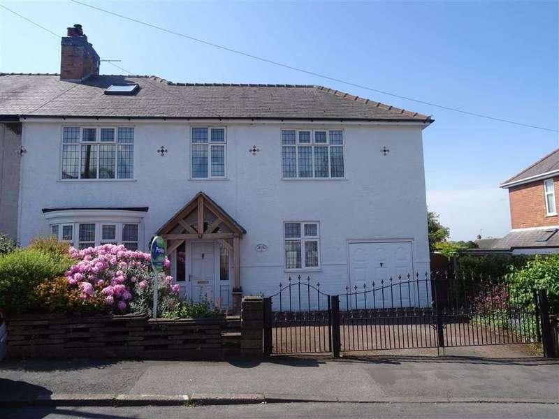 5 Bedrooms Semi Detached House for sale in Linden Road, Hinckley