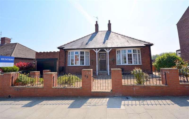 2 Bedrooms Bungalow for sale in Dale Road, Shildon , DL4 2LA