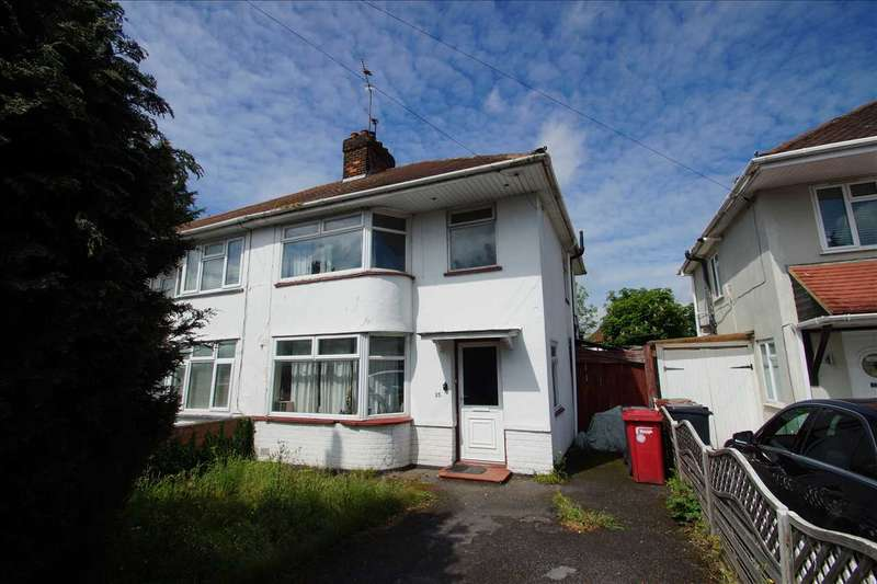 3 Bedrooms Semi Detached House for sale in Westgate Crescent, Slough