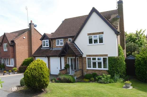 5 Bedrooms Detached House for sale in New Road, Kibworth Harcourt, LEICESTER