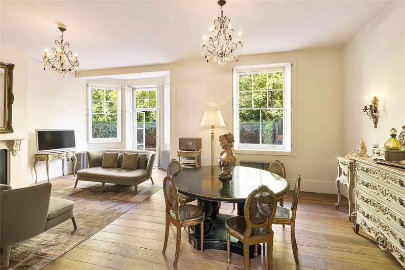 3 Bedrooms Flat for sale in Overstrand Mansions, Prince of Wales Drive, Battersea, London, SW11