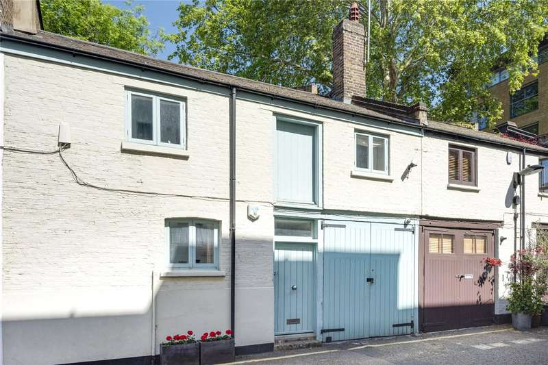 3 Bedrooms Terraced House for sale in Johns Mews, Bloomsbury, WC1N