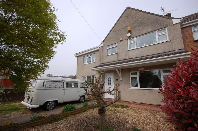 5 Bedrooms End Of Terrace House for sale in New Cheltenham Road, Kingswood, Bristol BS15 4RJ