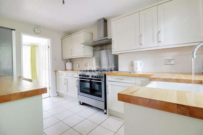 3 Bedrooms Terraced House for sale in Bucklebury, Bracknell