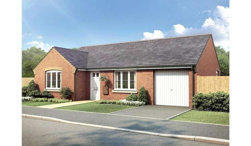 2 Bedrooms Detached Bungalow for sale in Wardentree Lane, Pinchbeck Fields, Spalding, PE11