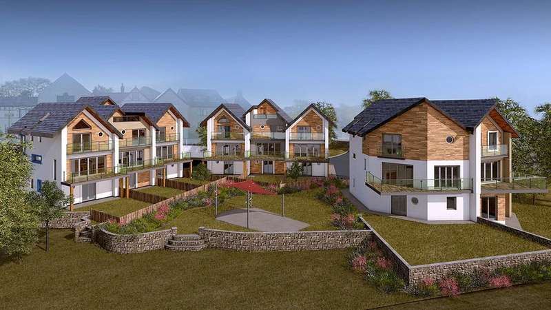 20 Bedrooms Land Commercial for sale in The Estuaty, Llanrwst Road, Glan Conwy, Conwy, LL28