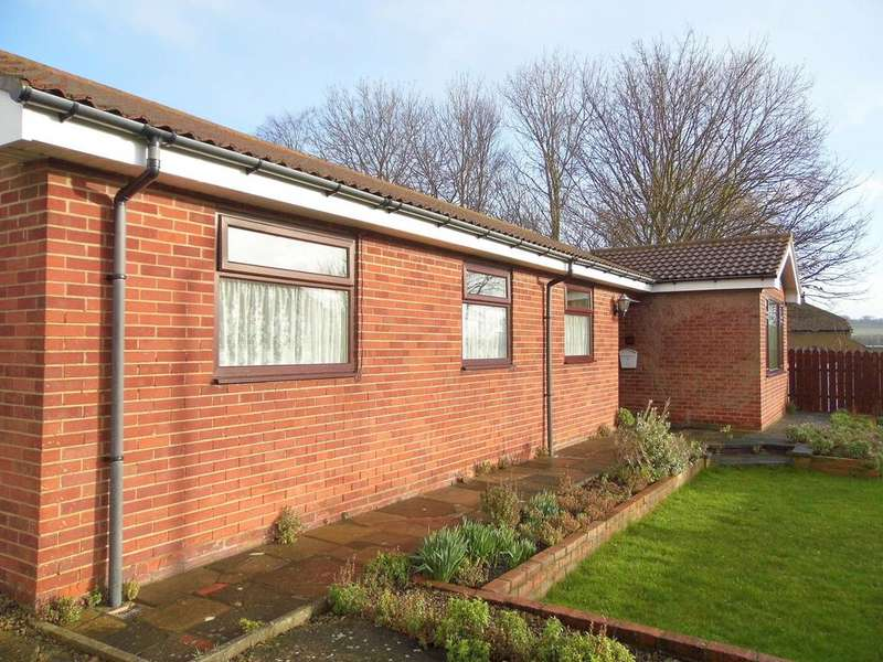 4 Bedrooms Detached Bungalow for sale in Mcintyre Terrace, Durham, DL14