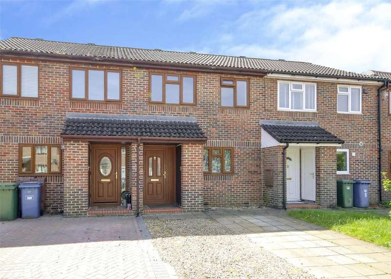 3 Bedrooms Terraced House for sale in Batcombe Mead, Bracknell, Berkshire, RG12