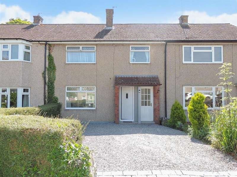 3 Bedrooms Terraced House for sale in Earlstone Crescent, Cadbury Heath, Bristol