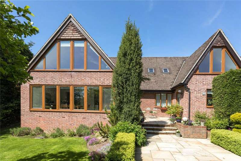 5 Bedrooms Unique Property for sale in Chilton Foliat, Hungerford, Berkshire, RG17