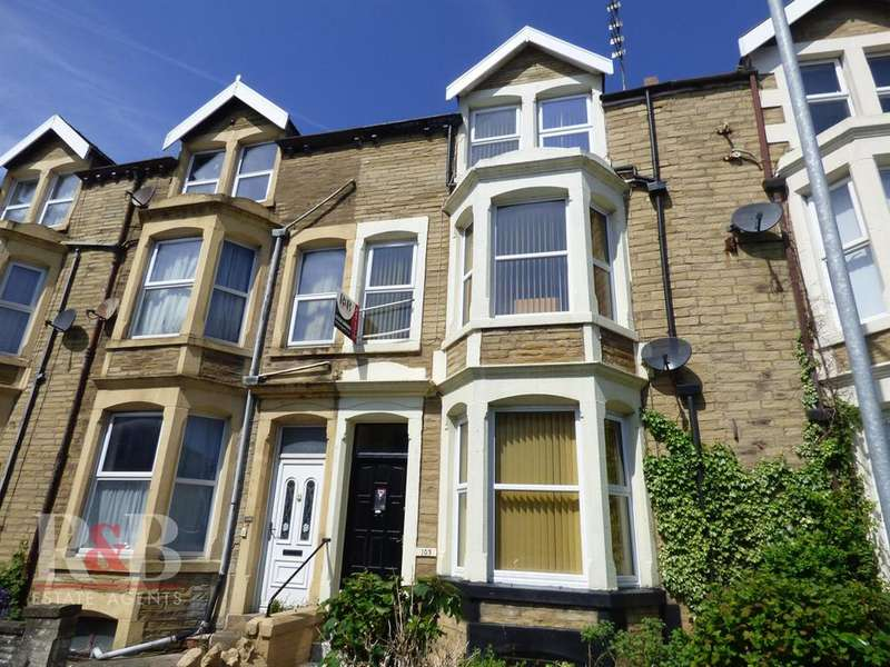 7 Bedrooms Terraced House for sale in Clarendon Road, Morecambe