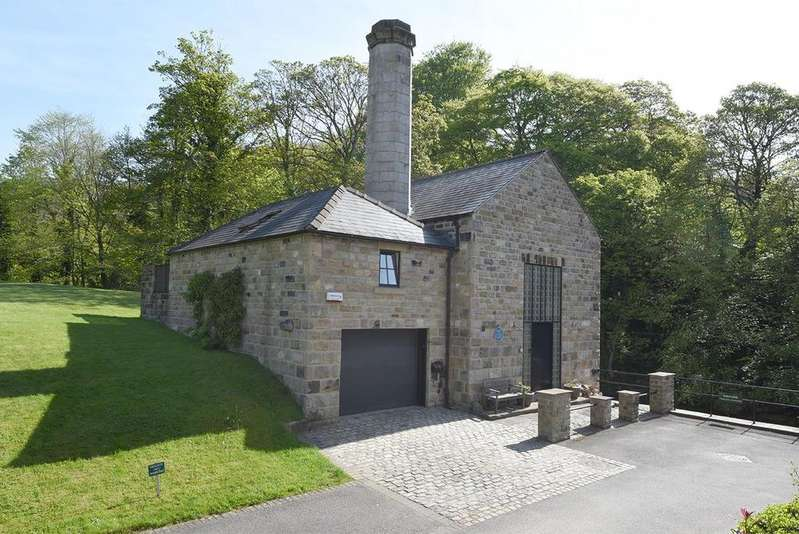 3 Bedrooms Detached House for sale in Calver Mill, Calver, Hope Valley