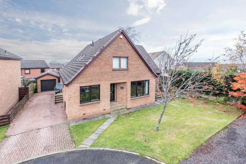 7 Bedrooms Detached House for sale in Maviscroft, Forfar, DD8 1HF