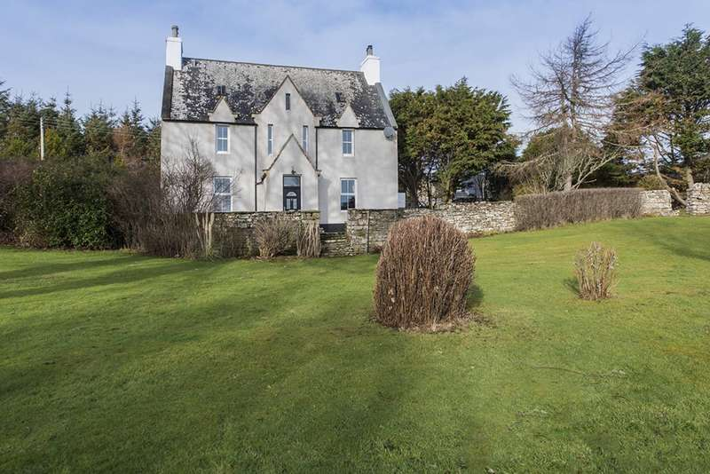 5 Bedrooms Detached House for sale in , Dunbeath, Caithness, Highland, KW6 6EA