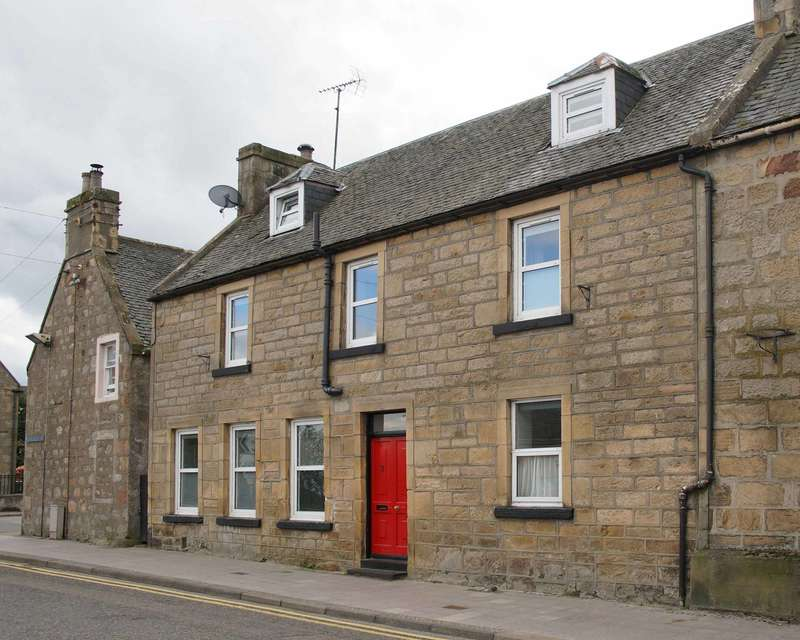 4 Bedrooms End Of Terrace House for sale in Lamington Street, Tain, Highland, IV19 1AA