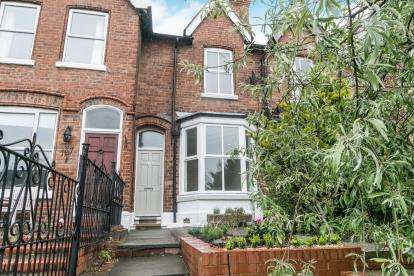3 Bedrooms Terraced House for sale in Christleton Road, Chester, Cheshire, CH3