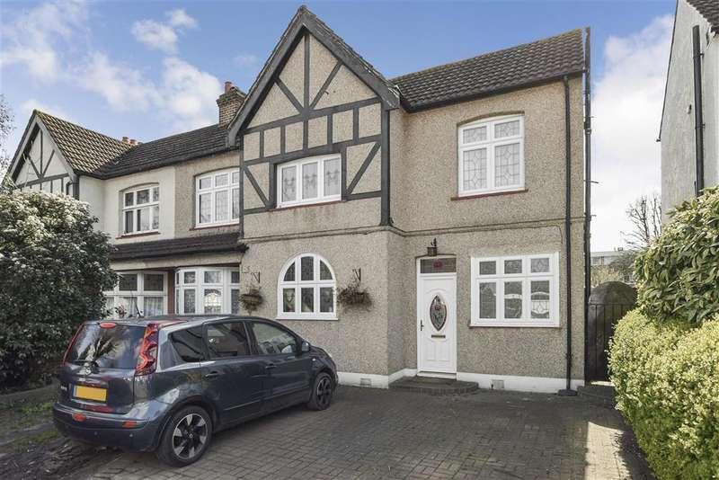 3 Bedrooms Semi Detached House for sale in Brandville Gardens, , Barkingside, Ilford, Essex
