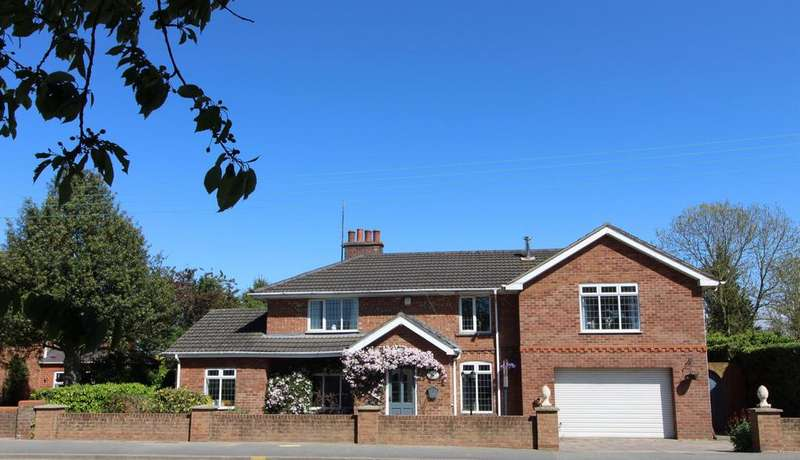 5 Bedrooms Detached House for sale in Main Road, Stickney, Boston, PE22 8AA