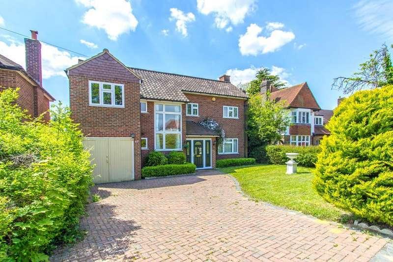 5 Bedrooms Detached House for sale in The Ridge Way, Sanderstead, South Croydon, Surrey, CR2 0LF