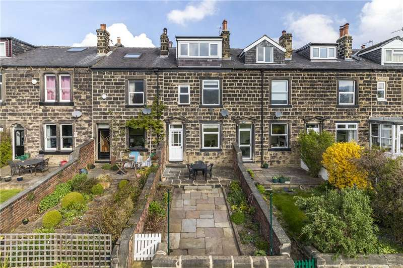 4 Bedrooms Unique Property for sale in Danefield Terrace, Otley, West Yorkshire
