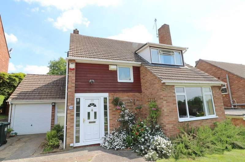 3 Bedrooms Detached House for rent in Fontwell Drive, Tilehurst