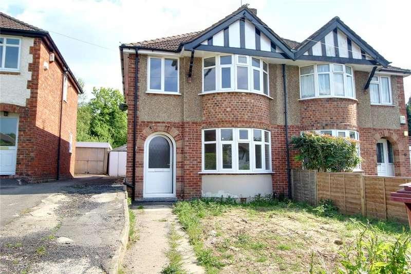 3 Bedrooms Semi Detached House for sale in Ennerdale Road, Reading, Berkshire, RG2