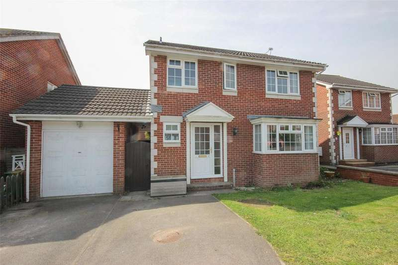 4 Bedrooms Detached House for sale in Crows Grove, Bradley Stoke, Bristol, BS32