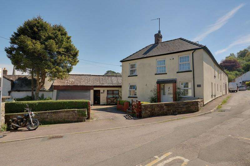 4 Bedrooms Detached House for sale in The Square, Ruardean, Gloucestershire. GL17 9TJ