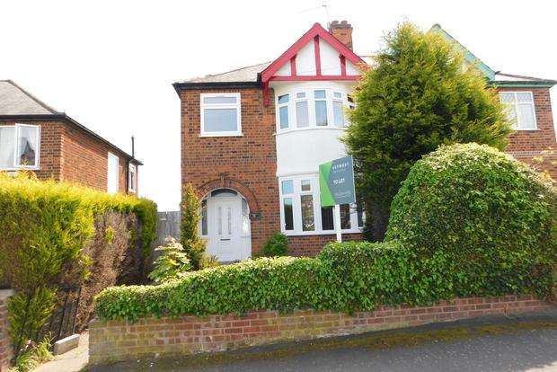 3 Bedrooms Semi Detached House for sale in Sandhurst Road, Leicester, LE3