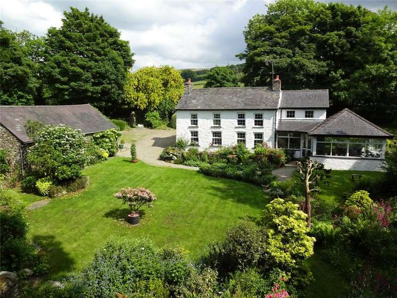 3 Bedrooms Detached House for sale in Cwmann, Lampeter, Carmarthenshire