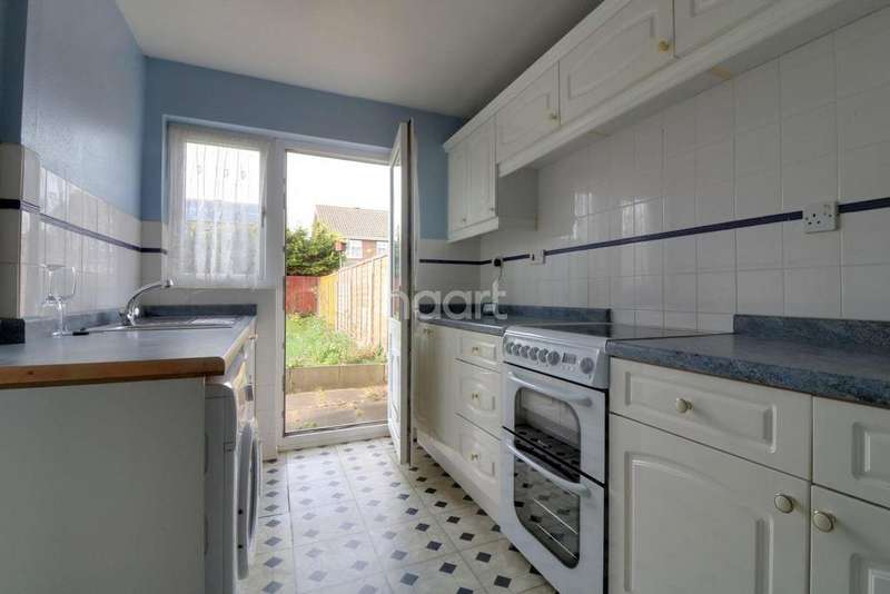3 Bedrooms End Of Terrace House for sale in Alburgh Close, Bedford