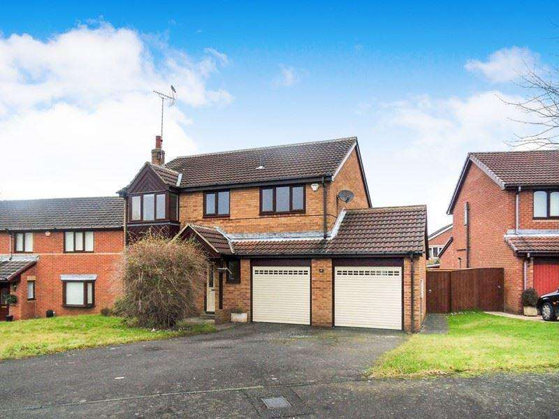 4 Bedrooms Detached House for rent in Sinderby Close, Gosforth, Newcastle upon Tyne, Tyne and Wear, NE3 5JB