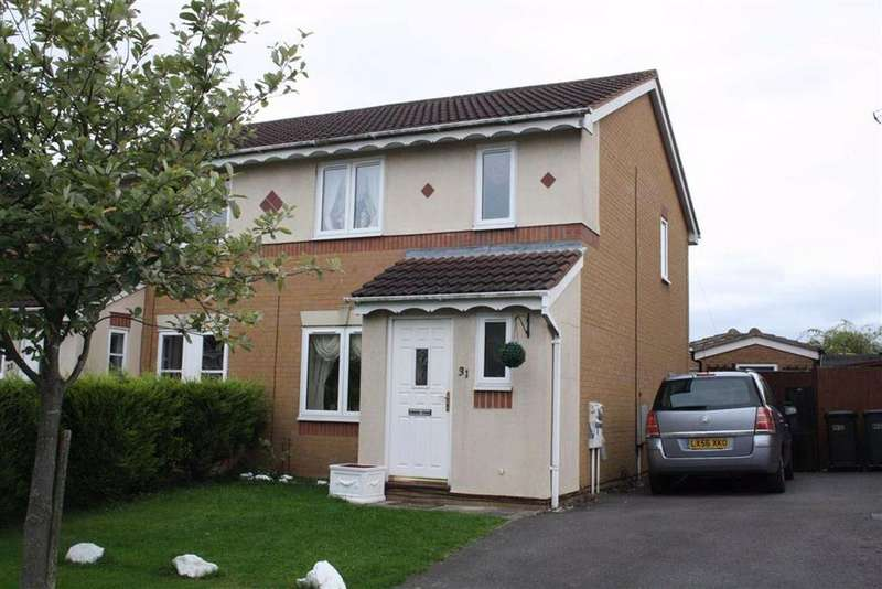 3 Bedrooms Semi Detached House for sale in Boynton Road, Braunstone