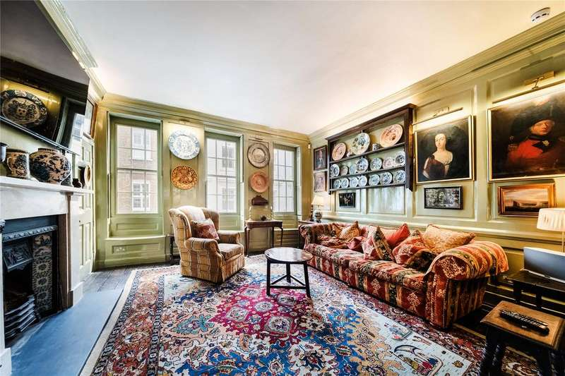 4 Bedrooms House for sale in D'arblay Street, Soho, W1F