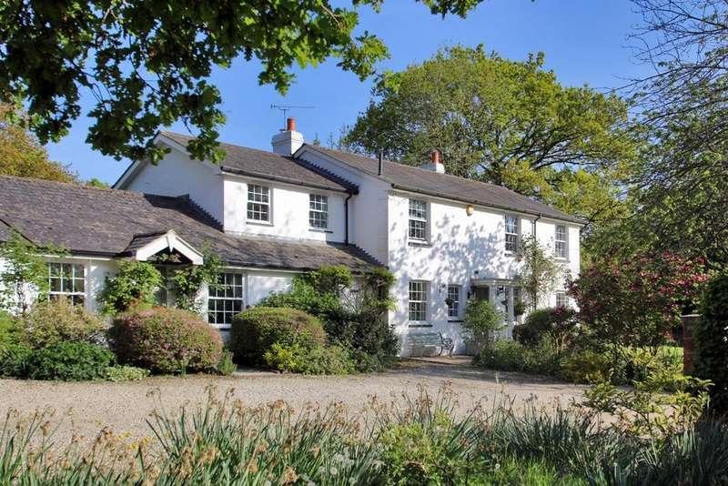 7 Bedrooms Detached House for sale in Wanden Lane, Egerton, Kent, TN27 9DB